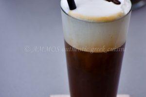 in luzern nur bei uns:  freddo cappuccino